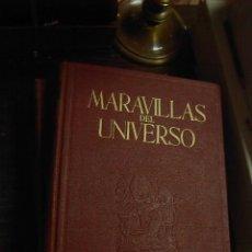 Libros de segunda mano: J.G. GRIÑON, MARAVILLAS DEL UNIVERSO, TOMO I, II, III. ED. LABOR, 1947. Lote 32413871