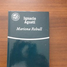 Libros de segunda mano: IGNACIO AGUSTI. MARIONA REBULL. Lote 32449530