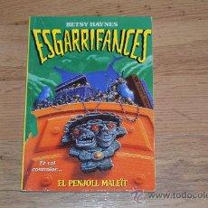 Libros de segunda mano: ESGARRIFANCES. EL PENJOLL MALEIT. BETSY HAYNES. Lote 32450838