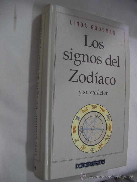 LOS SIGNOS DEL ZODIACO DE LINDA GOODMAN (CE12) (Libros de Segunda Mano - Parapsicología y Esoterismo - Otros)