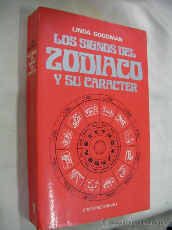 LOS SIGNOS DEL ZODIACO Y SU CARACTER DE LINDA GOODMAN (CE12) (Libros de Segunda Mano - Parapsicología y Esoterismo - Otros)