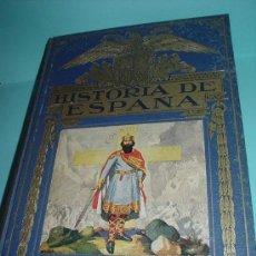 Libros de segunda mano: LIBRO. HISTORIA DE ESPAÑA. AGUSTÍN BLÁNQUEZ FRAILE. ED. RAMÓN SOPENA S.A. BARCELONA, 1943.. Lote 32516457