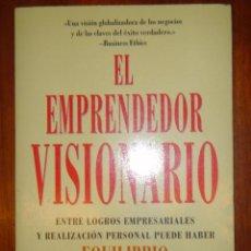 Libros de segunda mano: EL EMPRENDEDOR VISIONARIO - MARC ALLEN - ED EMPRESA ACTIVA - ED URANO - 2002. Lote 32530925