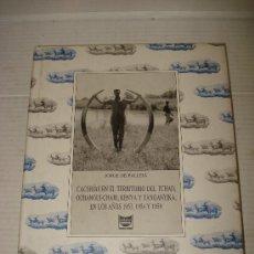 Libros de segunda mano: JORGE DE PALLEJÁ CACERIAS EN EL TERRITORIO DEL TCHAD, OUBANGUI CHARI, KENYA Y TANGANYIKA EN 1953... Lote 32547375