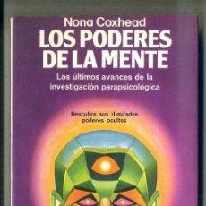 Libros de segunda mano: COXHEAD : LOS PODERES DE LA MENTE (M. ROCA, 1980). Lote 32552665