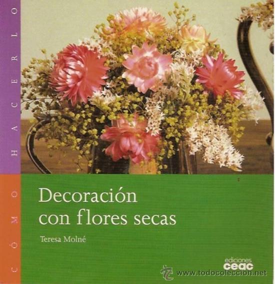 Adornos flores secas luofan cuota de rosa flor del set - Adornos flores secas ...