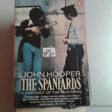 Libros de segunda mano: THE SPANIARDS	JOHN HOOPER	INGLES	2 €. Lote 33033308