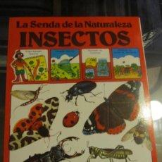 Gebrauchte Bücher - M69 LIBRO PLESA SM LA SENDA DE LA NATURALEZA INSECTOS DIFICIL - 32586494