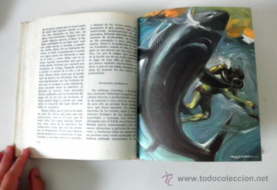 Libros de segunda mano: LA CONQUISTA DE LAS PROFUNDIDADES MARINAS * ANTONIO RIBERA * NUEVO AURIGA * 1975 TAPA DURA - Foto 5 - 32712265