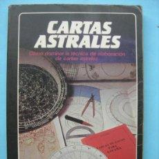 Libros de segunda mano: CARTAS ASTRALES. FILBEY. Lote 32856104
