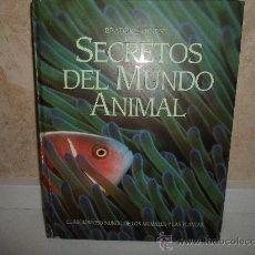 Libros de segunda mano: SECRETOS DEL MUNDO ANIMAL. Lote 32898018