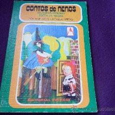 Libros de segunda mano: CONTOS DE NENOS. LECTURAS. POESIAS. ESCEA DE NADAL. POR EDELMIRA CACHEDA OTERO. EDITORIAL EVEREST. Lote 32913017