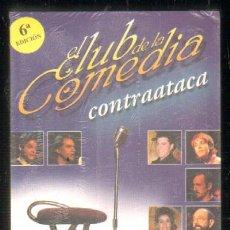 Libros de segunda mano - EL CLUB DE LA COMEDIA CONTRAATACA ( LIBRO + VHS ) A-HUM-338 - 32926803