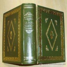 Libros de segunda mano: - 1.946 MONTANER Y SIMON BIBLIOTECA SELECCION 35: LA ROSA BLANCA, G. MEREDITH ILUSTRAD. Lote 32980364