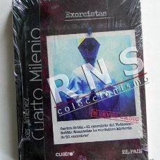Libros de segunda mano: LIBRO + DVD EXORCISTAS - IKER JIMÉNEZ CUARTO MILENIO - NUEVO PRECINTADO - EXORCISMO MISTERIO 4º. Lote 32982276