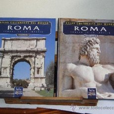 Libros de segunda mano: ROMA. LEGADO DE UN IMPERIO.- 2VOL-(OBRA COMPLETA). TIM CORNELL Y JOHN MATTHEWS. Lote 33000982
