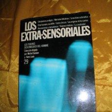 Libros de segunda mano: LOS EXTRA-SENSORIALES. PODERES DESCONOCIDOS DEL HOMBRE. EDICIONES 29 1977 *. Lote 33002411