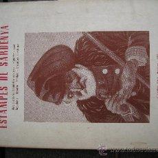 Libros de segunda mano: 1960. ESTAMPES DE SARDENYA. MANUEL PAGES I MERCADER. DEDICATORIA AUTOGRAFA AUTOR. Lote 33053027