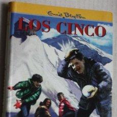 Libros de segunda mano: LOS CINCO EN PELIGRO (ENID BLYTON) COLECCIÓN LOS CINCO Nº17 (EDITORIAL JUVENTUD). Lote 34861302