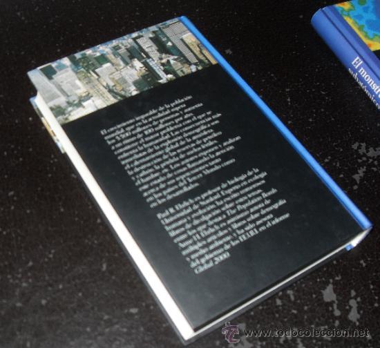 Libros de segunda mano: La explosion demografica. El principal problema ecologico. - Foto 2 - 33066076