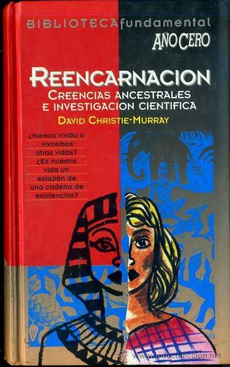 D. CHRISTIE MURRAY : REENCARNACIÓN (AÑO CERO, 1994) (Libros de Segunda Mano - Parapsicología y Esoterismo - Otros)