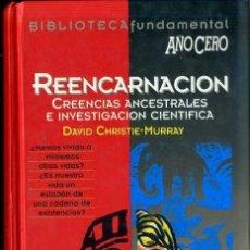 Libros de segunda mano: D. CHRISTIE MURRAY : REENCARNACIÓN (AÑO CERO, 1994). Lote 113390378
