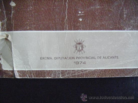 Libros de segunda mano: ESTUDIO SOBRE CONTROL DE CALIDAD EN LA INDUSTRIA DEL CALZADO, DIPUTACION DE ALICANTE, 1974, VER FOTO - Foto 2 - 67200790