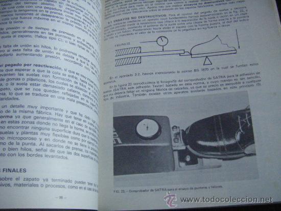 Libros de segunda mano: ESTUDIO SOBRE CONTROL DE CALIDAD EN LA INDUSTRIA DEL CALZADO, DIPUTACION DE ALICANTE, 1974, VER FOTO - Foto 12 - 67200790