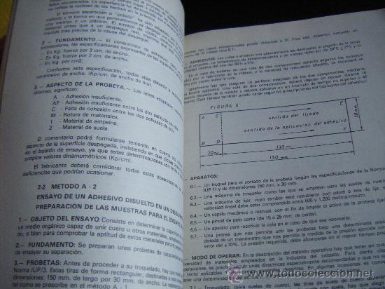 Libros de segunda mano: ESTUDIO SOBRE CONTROL DE CALIDAD EN LA INDUSTRIA DEL CALZADO, DIPUTACION DE ALICANTE, 1974, VER FOTO - Foto 13 - 67200790
