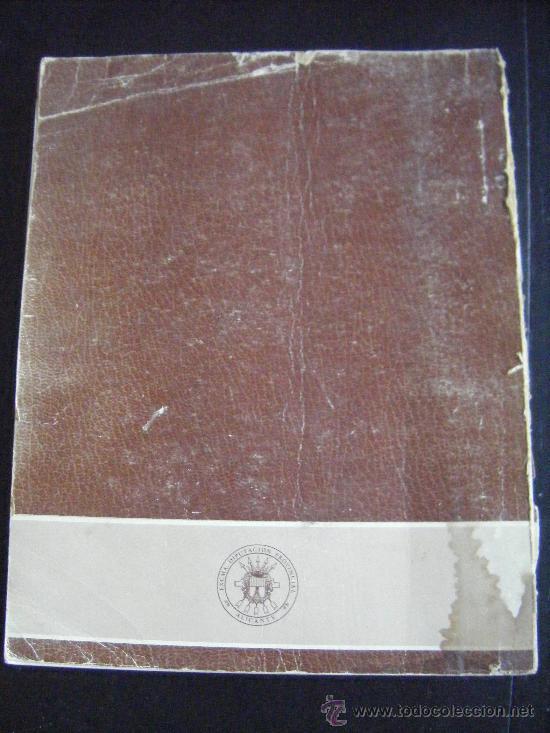 Libros de segunda mano: ESTUDIO SOBRE CONTROL DE CALIDAD EN LA INDUSTRIA DEL CALZADO, DIPUTACION DE ALICANTE, 1974, VER FOTO - Foto 15 - 67200790