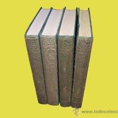 Libros de segunda mano: 4 TOMOS COLECCION LUIS DE CARALT-LOS SUEÑOS--MAS ALLA DE LO NATURAL--SOCIEDADES SECRETAS--ASTROLOGIA. Lote 33105764