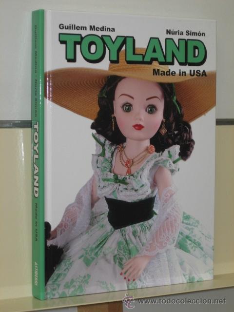 TOYLAND MADE IN USA - ASTIBERRI (Libros de Segunda Mano - Bellas artes, ocio y coleccionismo - Otros)