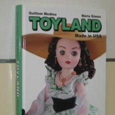 Libros de segunda mano: TOYLAND MADE IN USA - ASTIBERRI. Lote 221901023