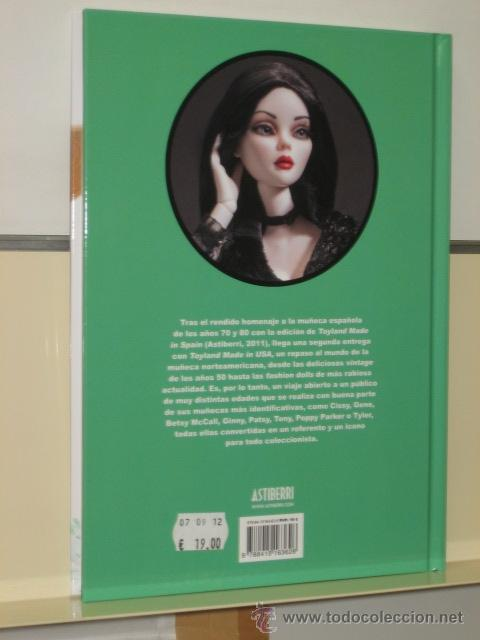 Libros de segunda mano: TOYLAND MADE IN USA - ASTIBERRI - Foto 6 - 221901023
