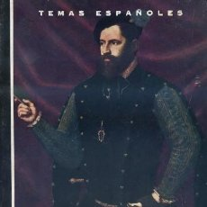 Libros de segunda mano: JUAN DE JUANES. TEMAS ESPÑAOLES Nº449. A-TESP-295. Lote 33386466