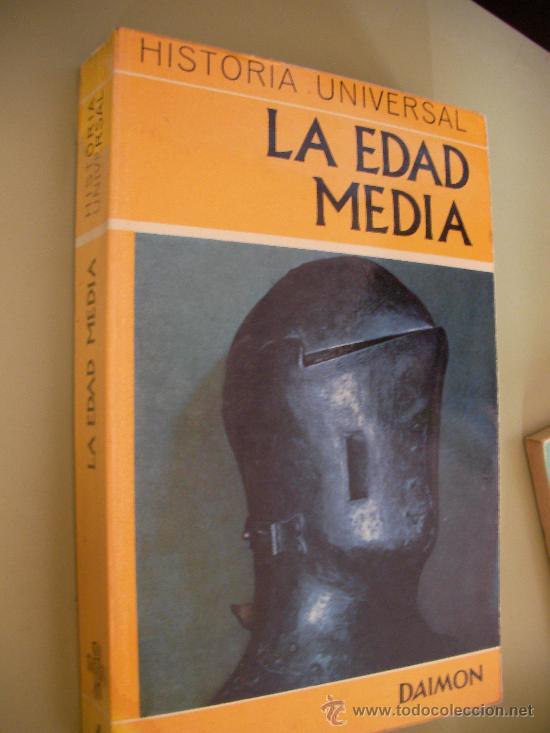 HISTORIA UNIVERSAL - LA EDAD MEDIA (EM2) (Libros de Segunda Mano - Historia - Otros)
