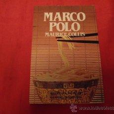 Libros de segunda mano: MARCO POLO. MAURICE COLLIS. Lote 33393386
