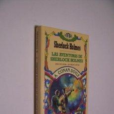 Libros de segunda mano: SHERLOCK HOLMES - A. CONAN DOYLE - ED. EDICOMUNICACION 1996. Lote 33487109