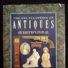Libros de segunda mano: THE ENCYCLOPEDIA OF ANTIQUES. DAVID BATTIE. ACROPOLIS BOOK 2001 248 PAG. Lote 33508171