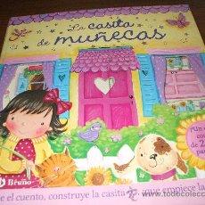 Libros de segunda mano: CASA CUENTO DE MUÑECAS PARA MONTAR (VER FOTOS ADICIONALES ). Lote 33534422