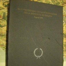 Libros de segunda mano: CARLOS ROMERO DE LECEA. EL V CENTENARIO DE LA INTRODUCCIÓN DE LA IMPRENTA EN ESPAÑA. SEGOVIA 1472. Lote 33629393