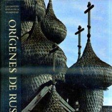 Libros de segunda mano: GRANDES ÉPOCAS DE LA HUMANIDAD - ORÍGENES DE RUSIA (TIME LIFE, 1974). Lote 33630994