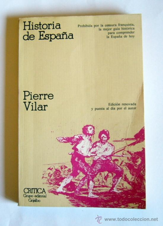 historia de españa pierre vilar pdf