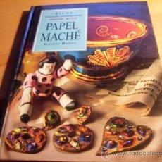 Libros de segunda mano: PAPEL MACHE ( SUSANNE HAINES) TAPA DURA (LE5). Lote 33681061