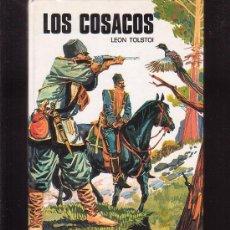 Libros de segunda mano: LOS COSACOS /POR: LEON TOLSTOI - EDITA : SUSAETA 1982. Lote 293892313