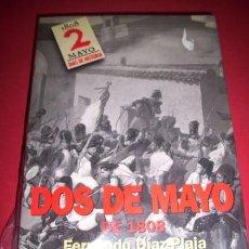 Libros de segunda mano: DIAZ-PLAJA, FERNANDO - DOS DE MAYO DE 1808. Lote 33941699
