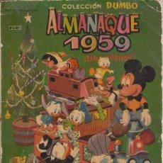 Libros de segunda mano: ALMANAQUE 1959. Lote 33937447