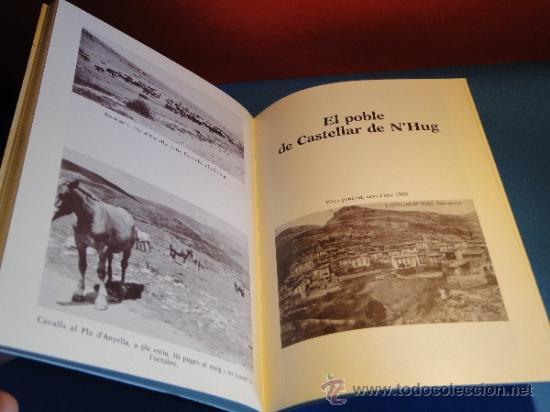 Libros de segunda mano: AHIR I AVUI DE CASTELLAR DE N'HUG. --VILALTA I SUROS, SALVADOR - Foto 2 - 33976430