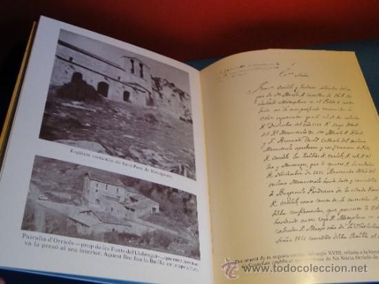 Libros de segunda mano: AHIR I AVUI DE CASTELLAR DE N'HUG. --VILALTA I SUROS, SALVADOR - Foto 4 - 33976430