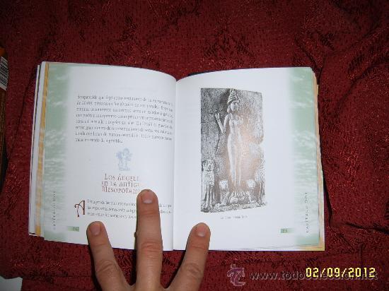 Libros de segunda mano: PEQUEÑA ENCICLOPEDIA DE LOS ÁNGELES. - Foto 4 - 34004796